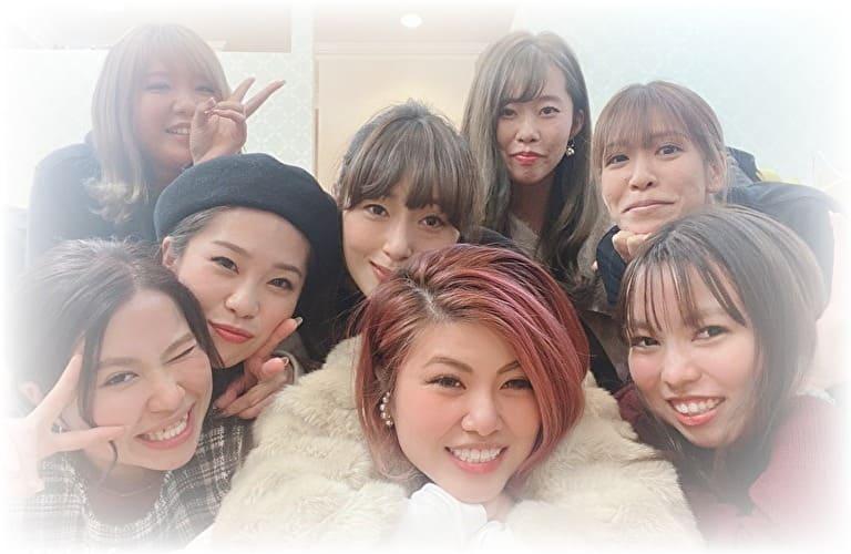 沖縄・那覇Pink Doll Houseのスタッフ